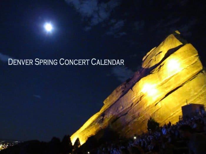Denver Spring Concert Cal
