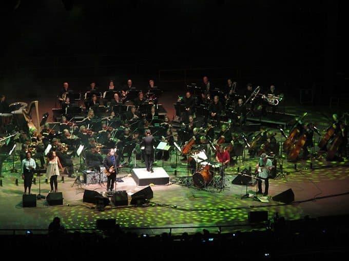 Warren Hanes Jerry Garcia Tribute at Red Rocks