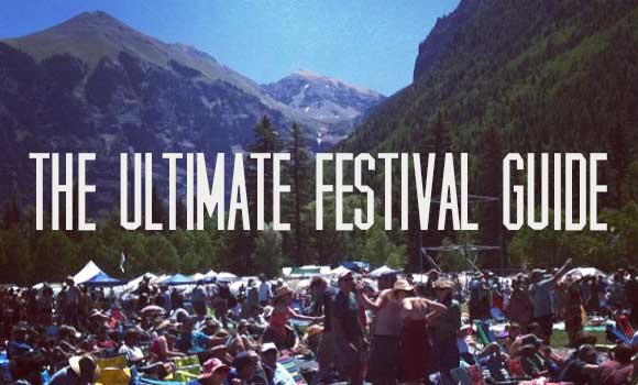 The Ultimate Festival Guide | Blue Mountain Belle