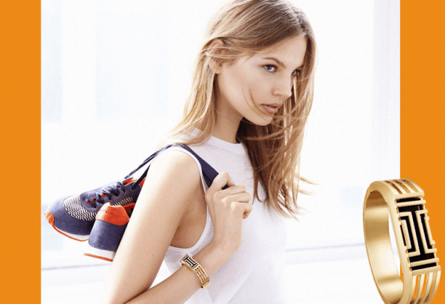Fitbit & Tory Burch - Wearable Tech