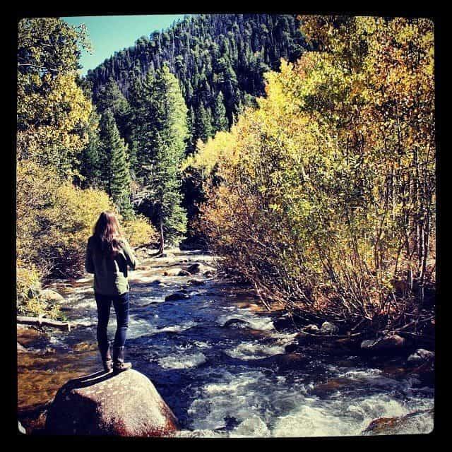 Fall in Colorado|Blue Mountain Belle