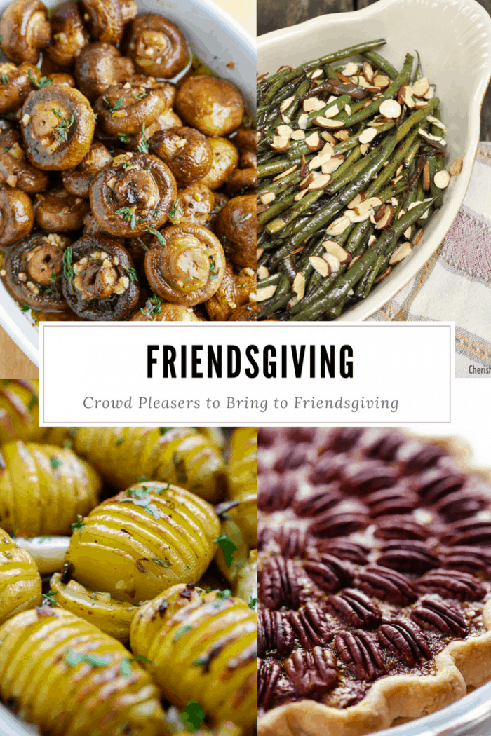 What to bring to Friendsgiving