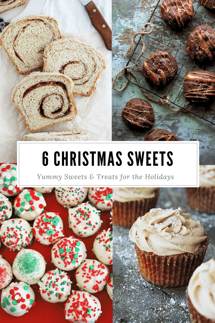 6 Christmas Sweets & Treats Ideas