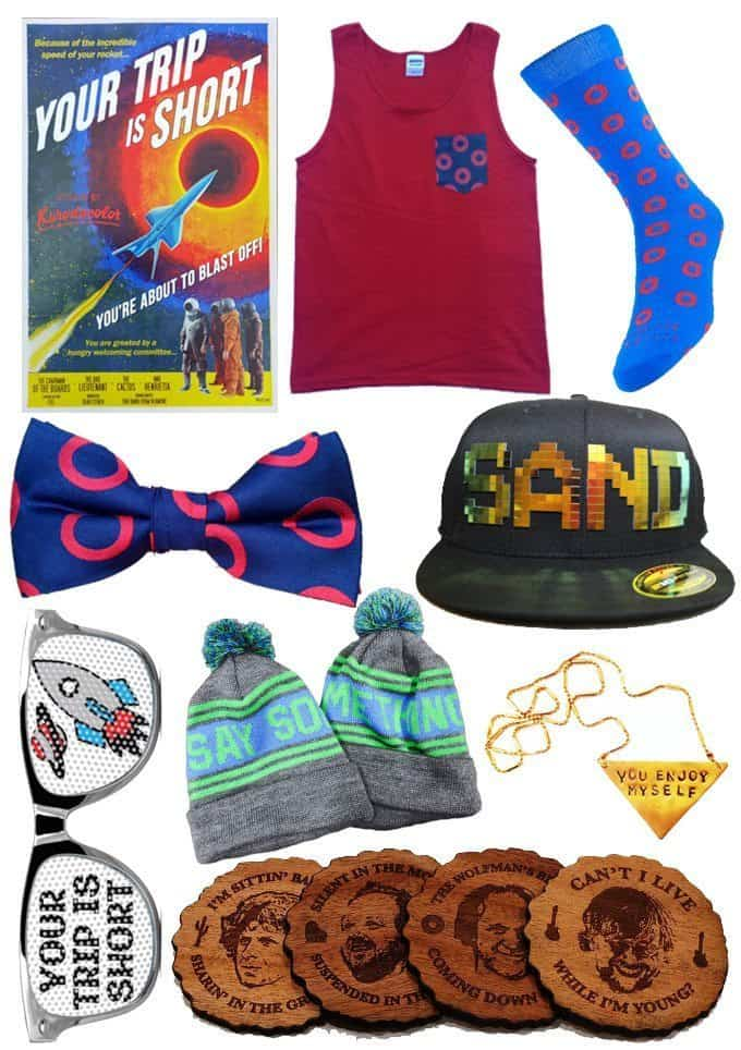 Gifts For the Phish Phan   Blue Mountain Belle