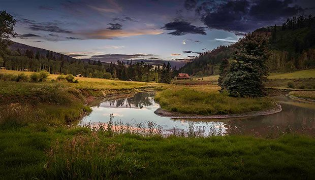 Dunton Hot Springs Resort Colorado | Blue Mountain Belle