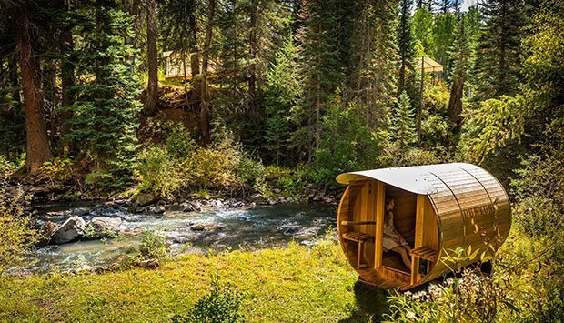 Dunton River Camp, Colorado   Blue Mountain Belle