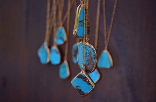 LuxeDivine Jewelry   Blue Mountain Belle