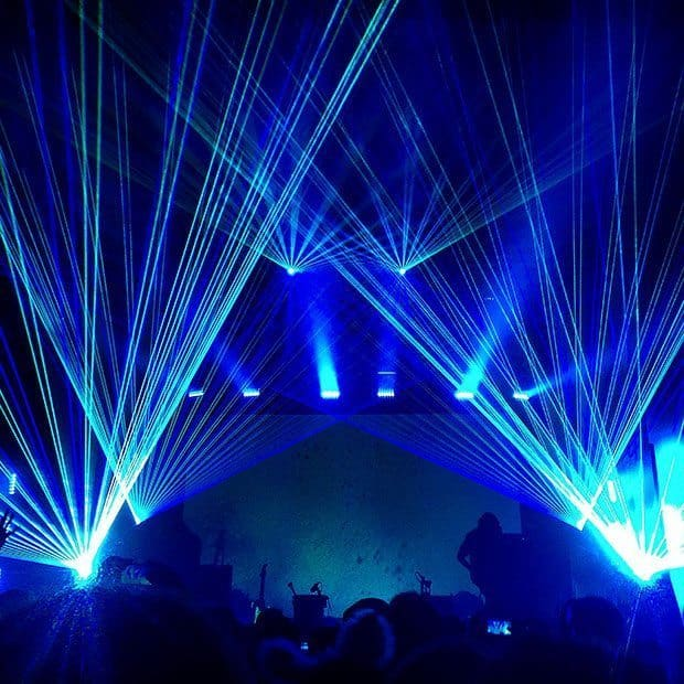 Ratatat at the Ogden Theatre