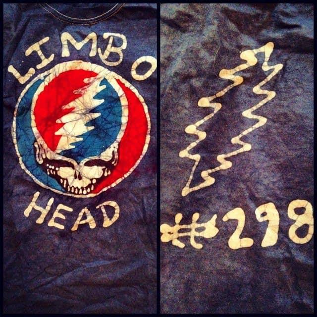 Grateful Dead 50 Limob Head