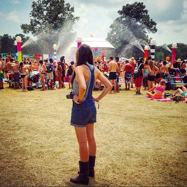 Bonnaroo Festival Style 2015 | Blue Mountain Belle