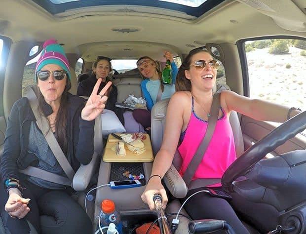 Taos Girls Trip   Blue Mountain Belle