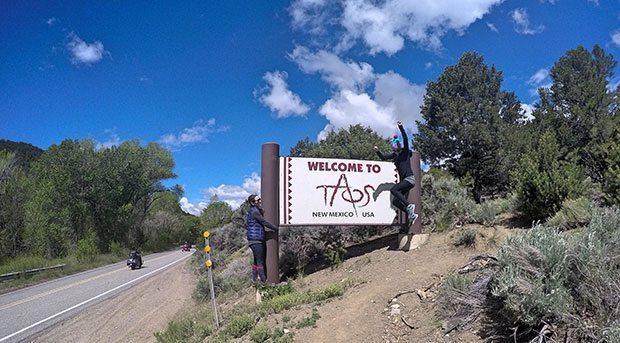 Taos Girls Weekend   Blue Mountain Belle