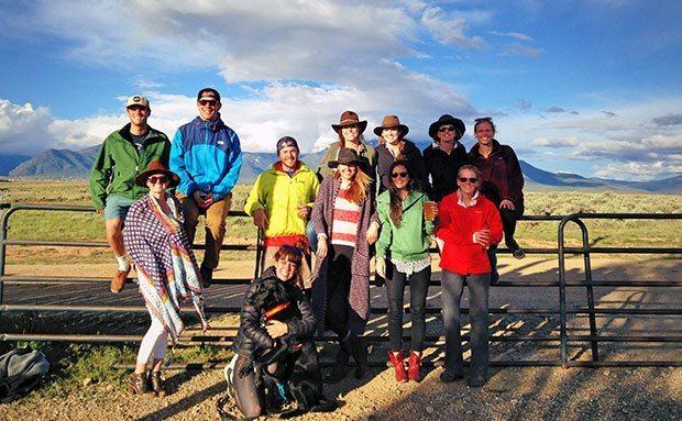 Taos Mountain Brewing - Taos Girls Trip   Blue Mountain Belle