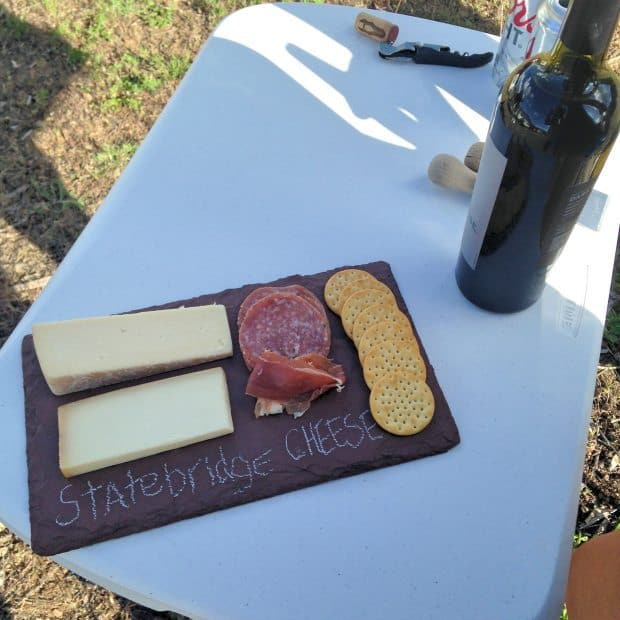Statebridge Cheese #channingandthecheeseplate