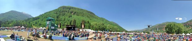 Telluride Bluegrass Festival  | Blue Mountain Belle