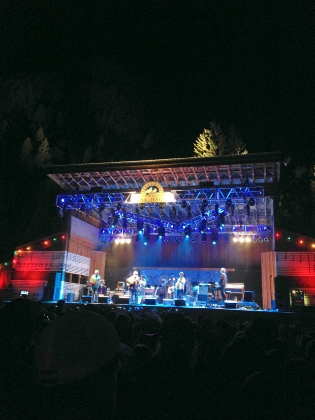 Telluride Bluegrass Festival  | Blue Mountain Belle