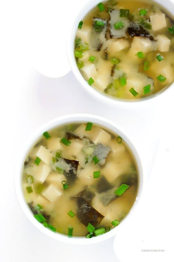 8 Winter Soups  Miso-Soup