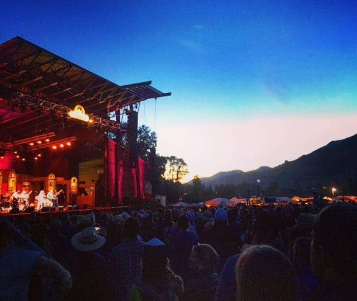 Telluride Bluegrass 2016 | Blue Mountain Belle