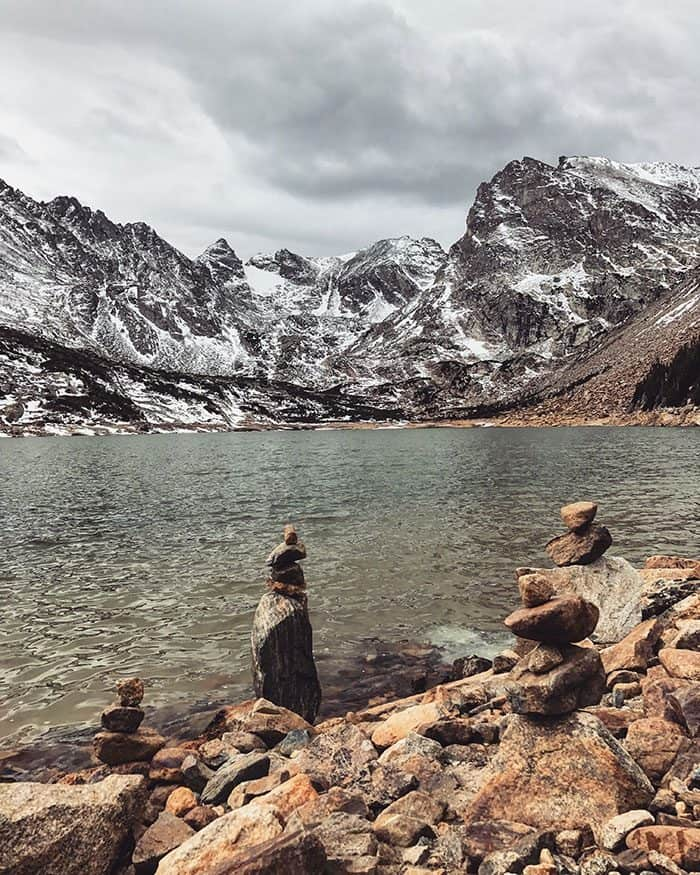 Lake Isabelle Hike Colorado