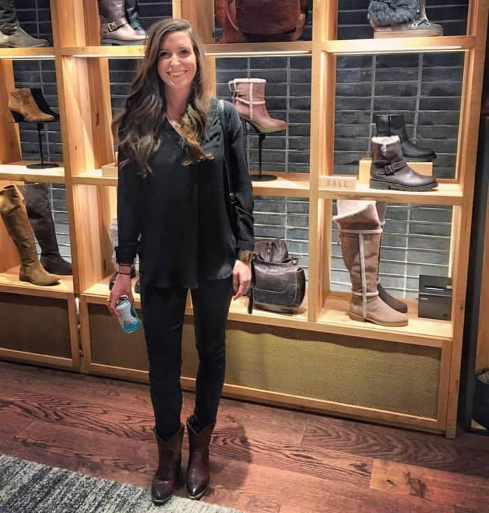 Frye Denver store opening at Cherry Creek