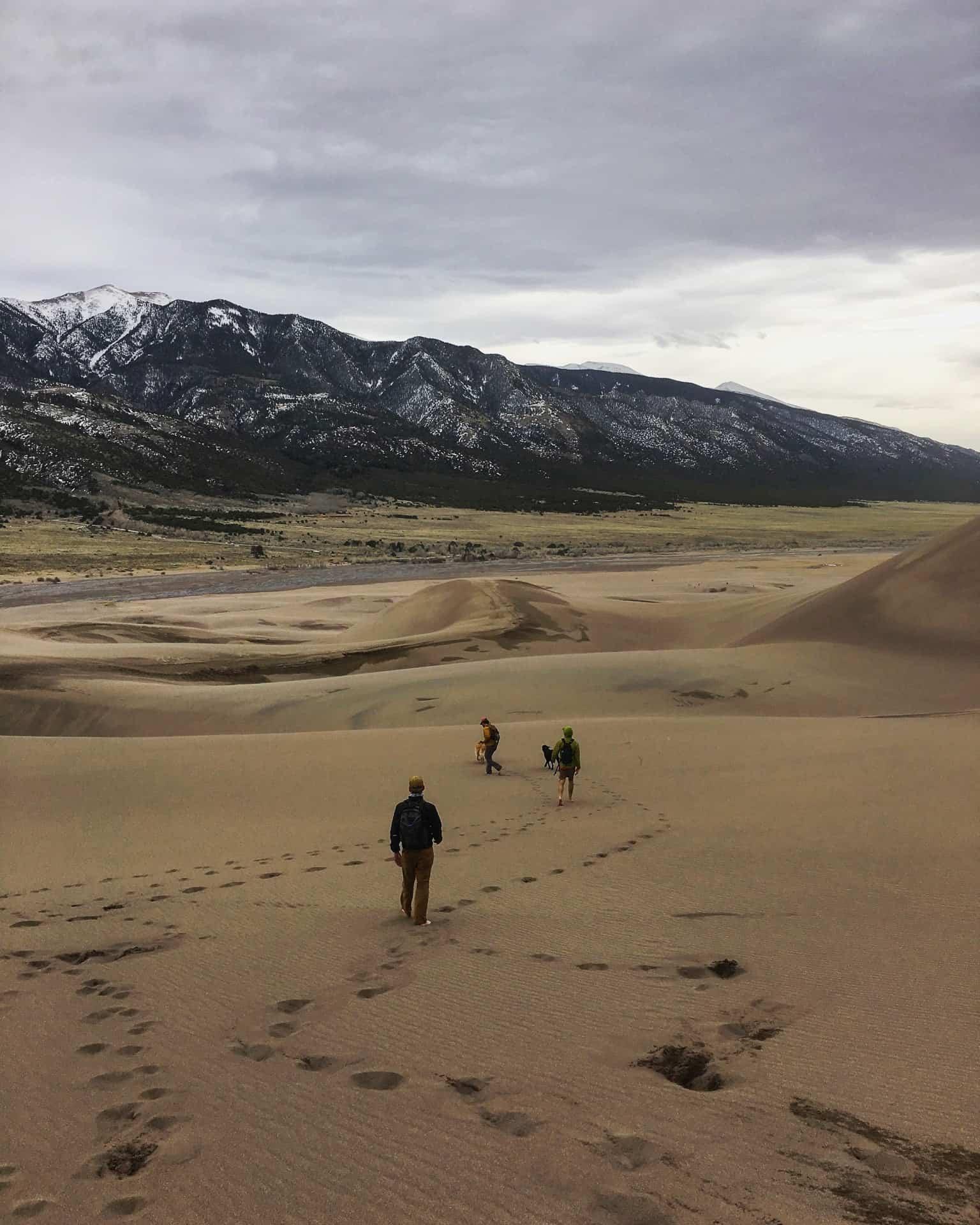 Colorado Road Trip: Great Sand Dunes National Park