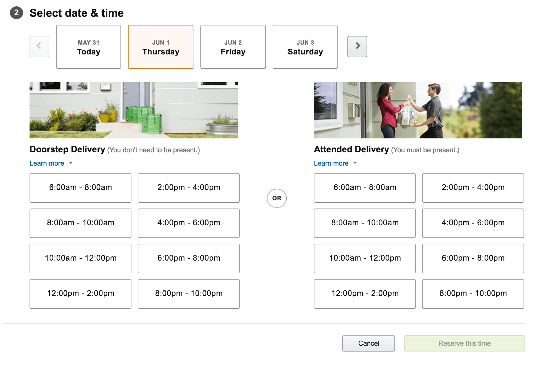 My Amazon Fresh Denver Review
