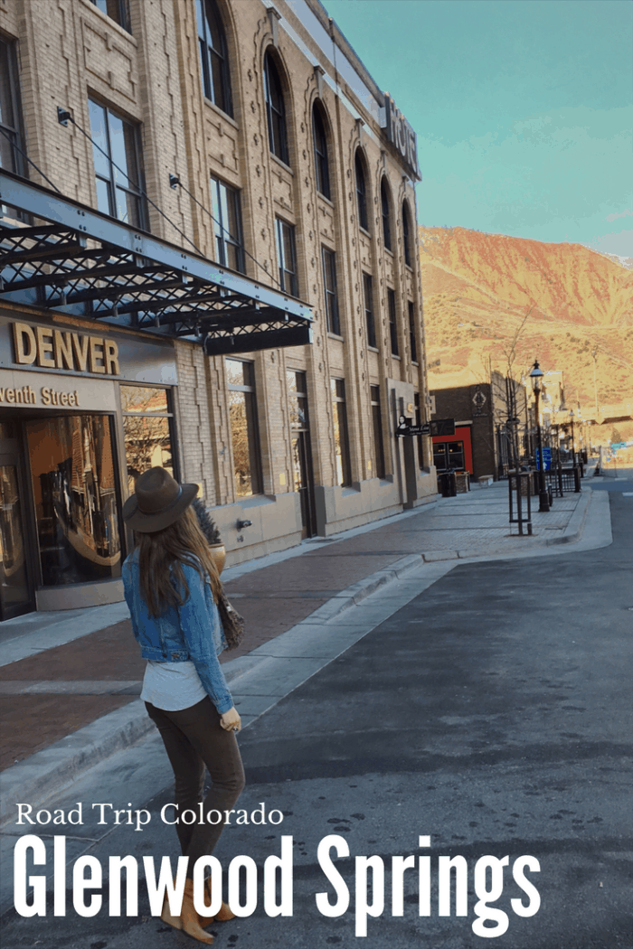 How to plan a road trip to Glenwood springs
