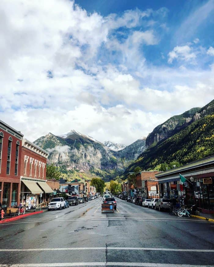 Telluride - Toyota Million Dollar Highway Road Trip #letsgoplaces