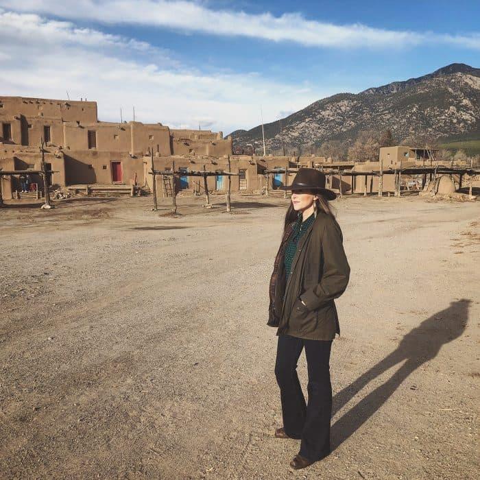 Exploring Taos Pueblo in New Mexico | Blue Mountain Belle