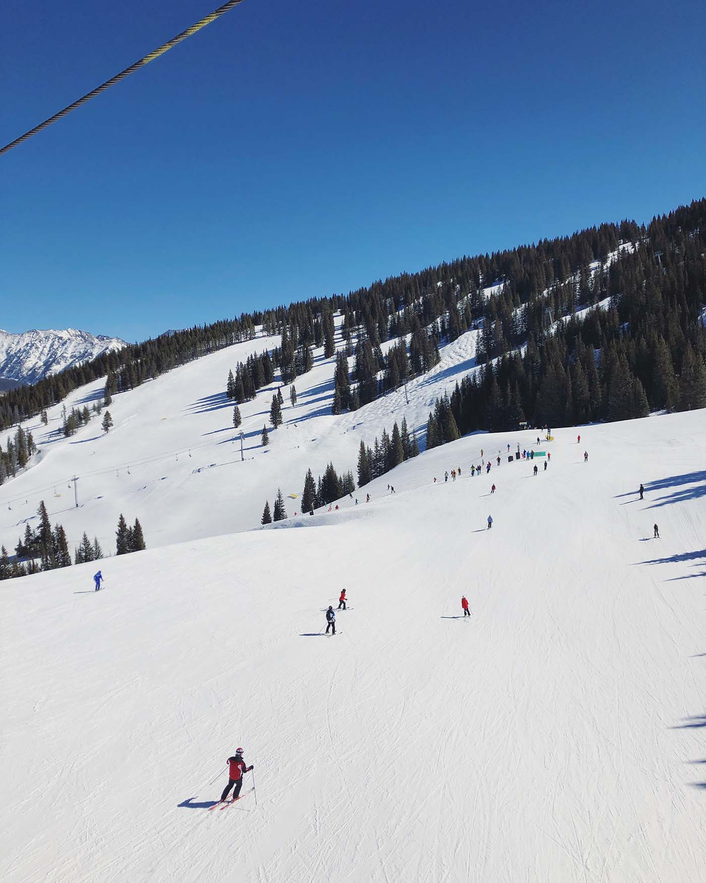 Vail, Colorado - Skiing, Eating & Drink Guide