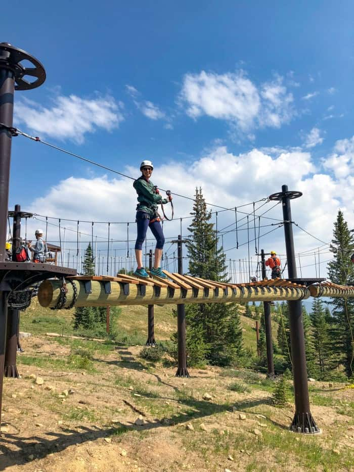 Breckenridge EpicDiscovery Review   Blue Mountain Belle