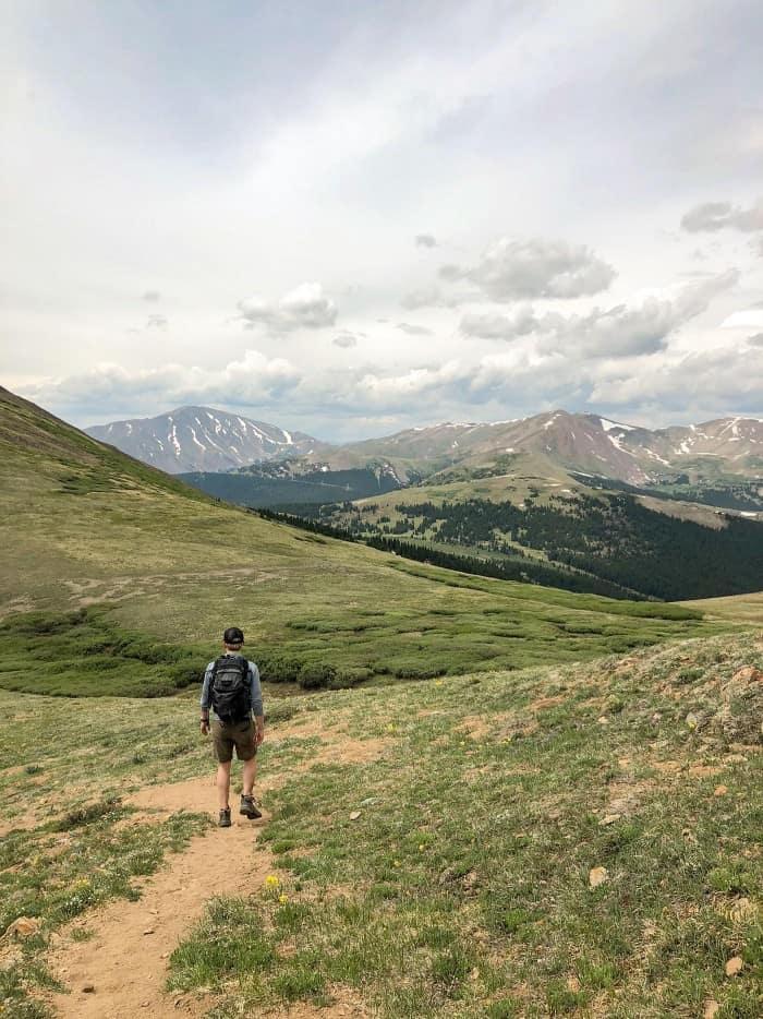 Black Powder Pass Hike, Breckenridge Colorado