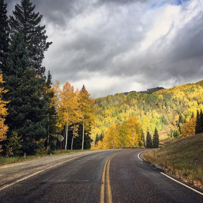 Keebler Pass Colorado