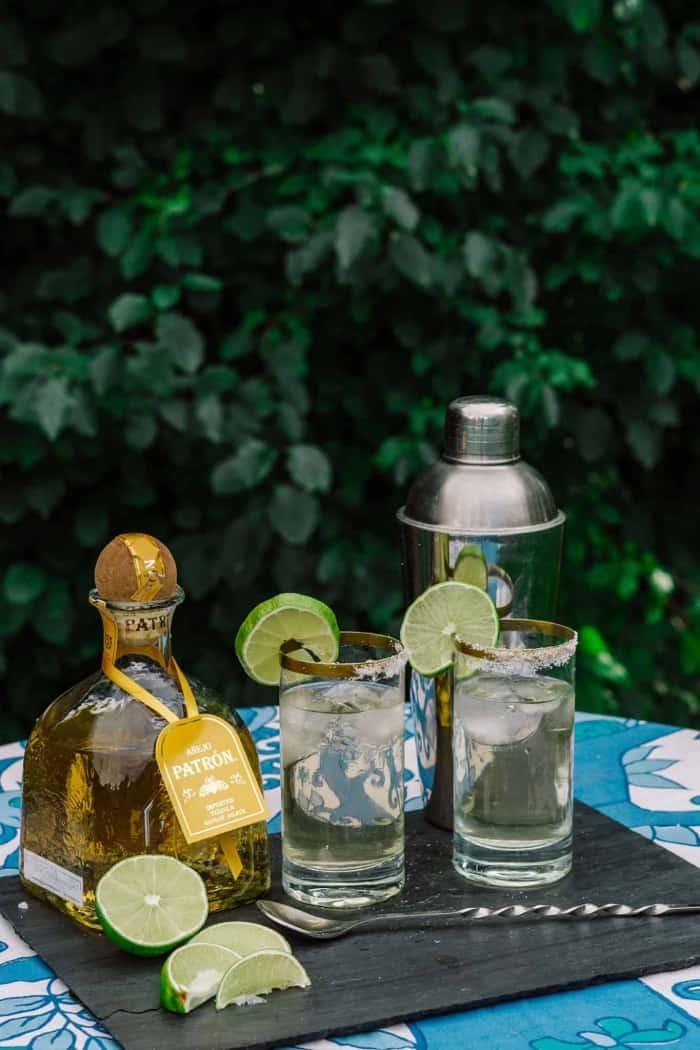 Patron Mile High Margarita - The Colorado Margarita