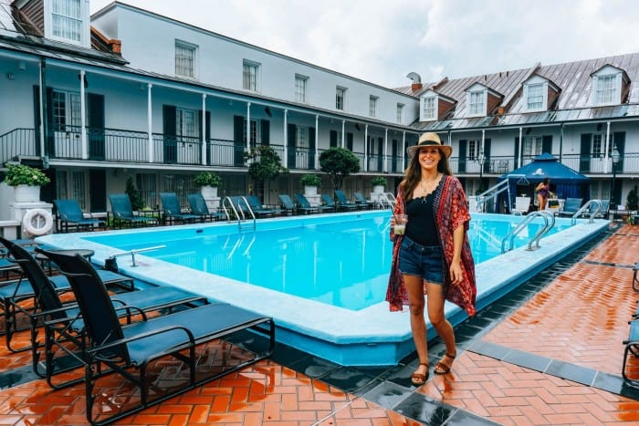 Royal Sonesta New Orleans Hotel Review | Blue Mountain Belle