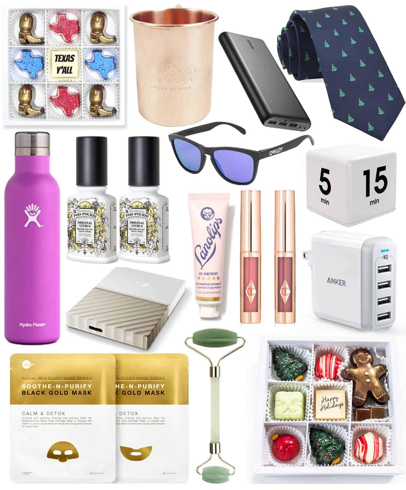 15 Stocking Stuffer Ideas For Him & Her