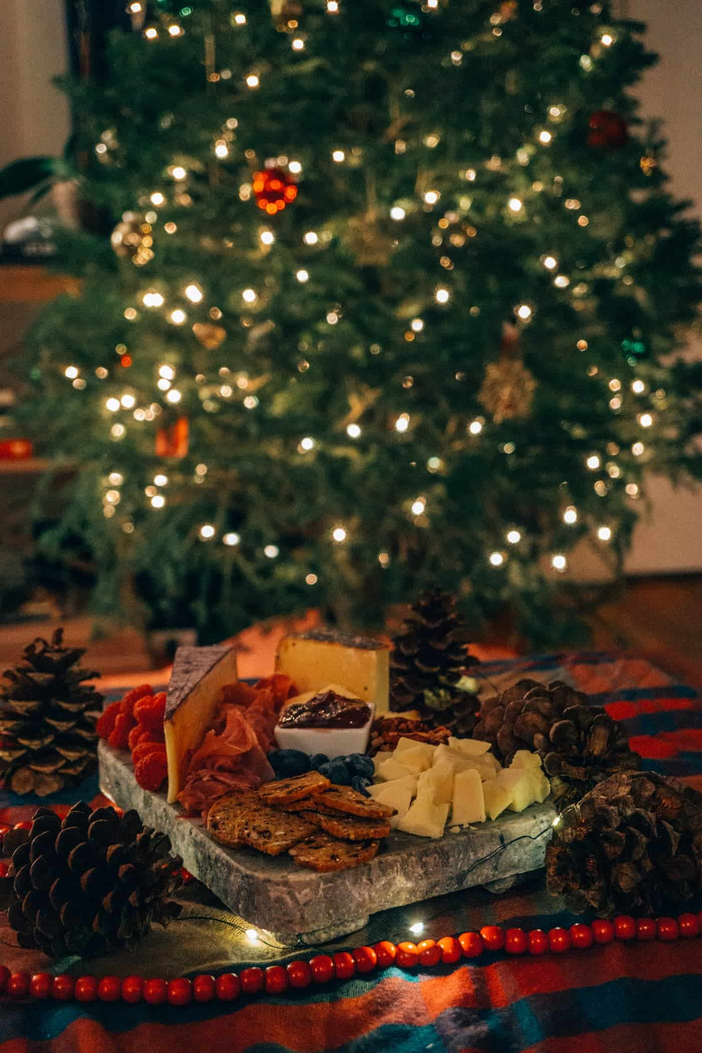 Holiday Cheese Plate Giveaway