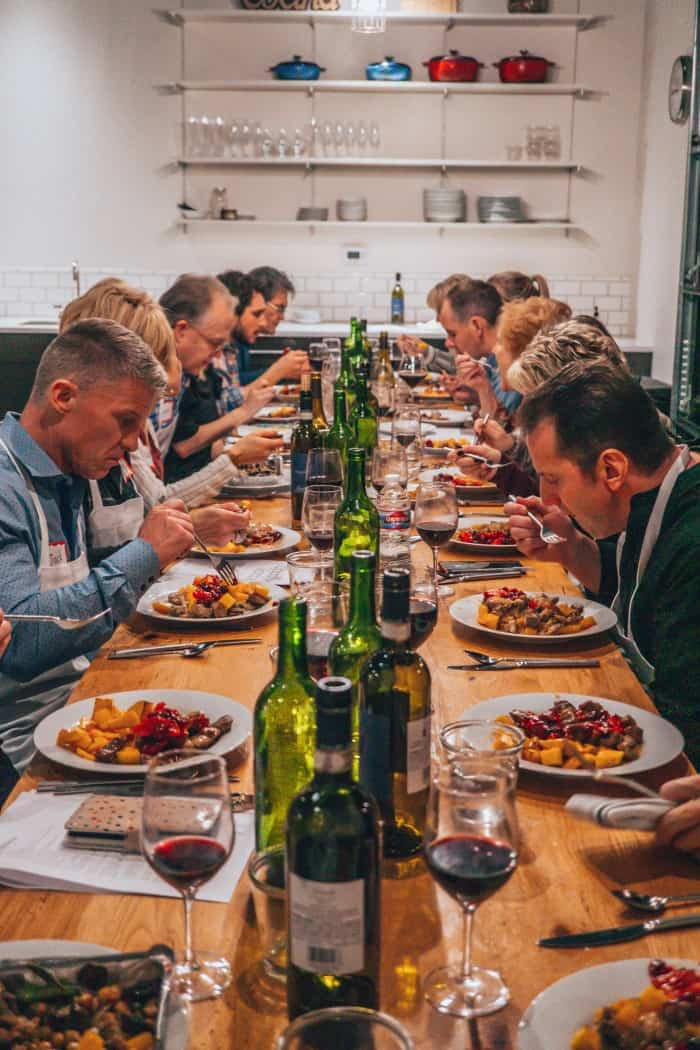 Uncorked Kitchen Denver Class Review   Blue Mountain Belle