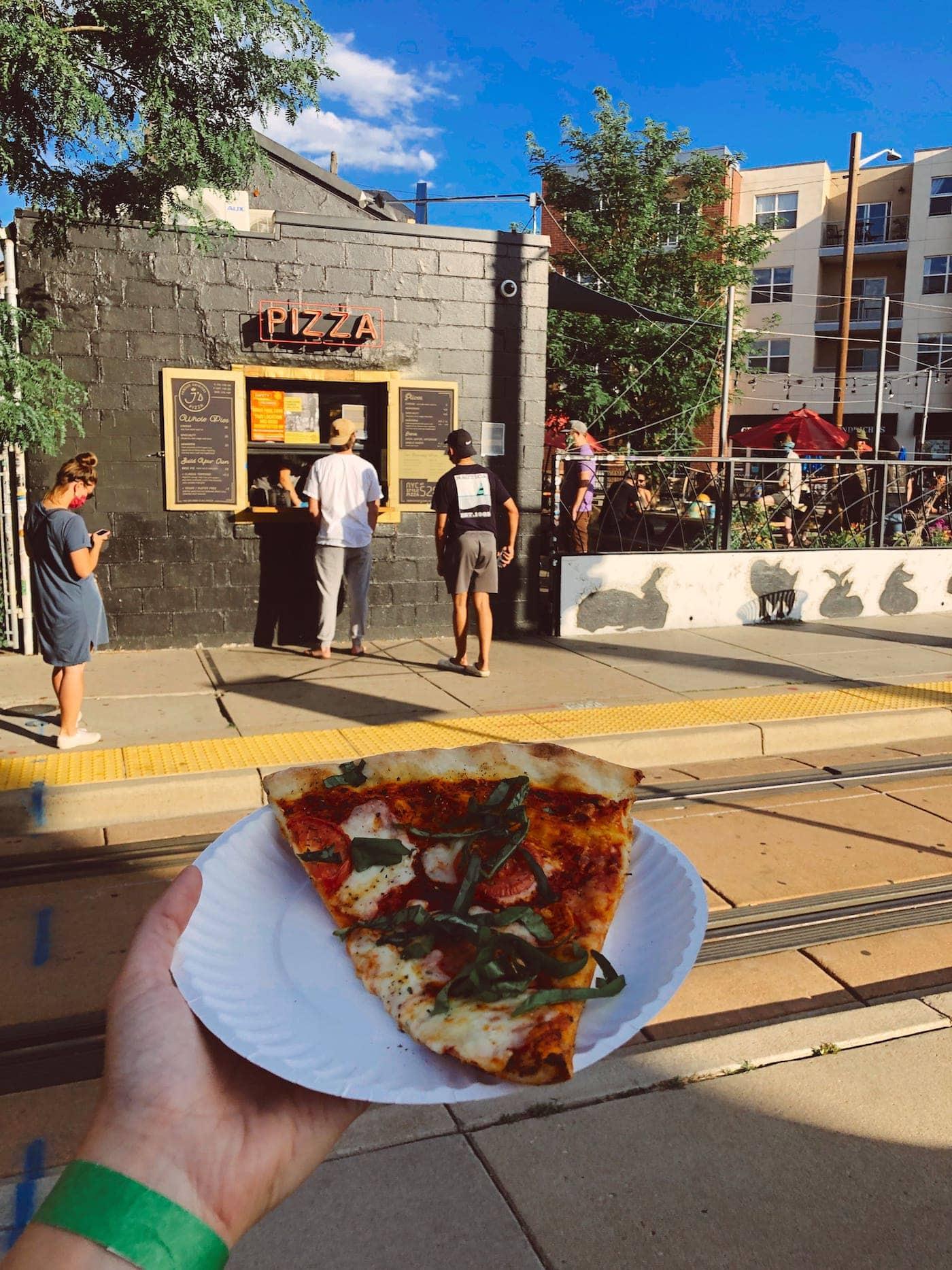 Famous J's Pizza