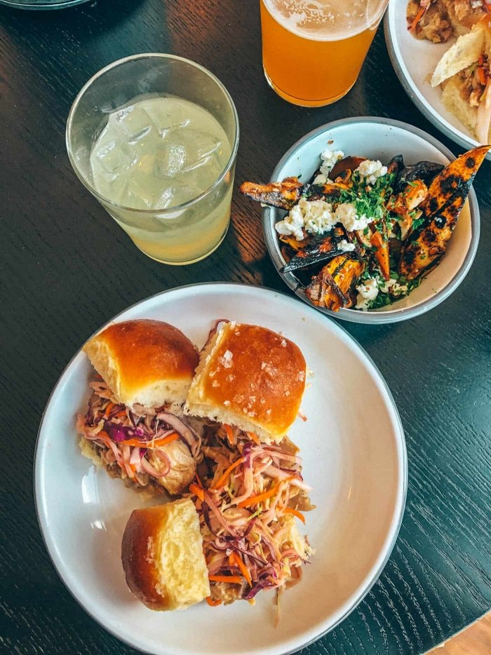 Chook Denver - Blue Mountain Belle Denver Lunch Guide