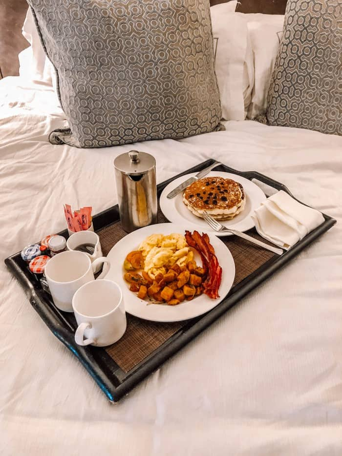 Blue Mountain Belle's Review of The Sebastian Vail - Room Service