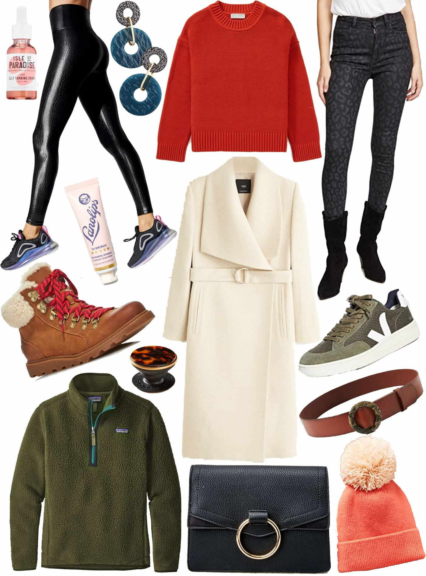 Fall Favorites From Sweaters to Boots