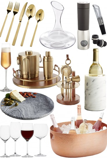 Crate and Barrel Holiday Giveaway