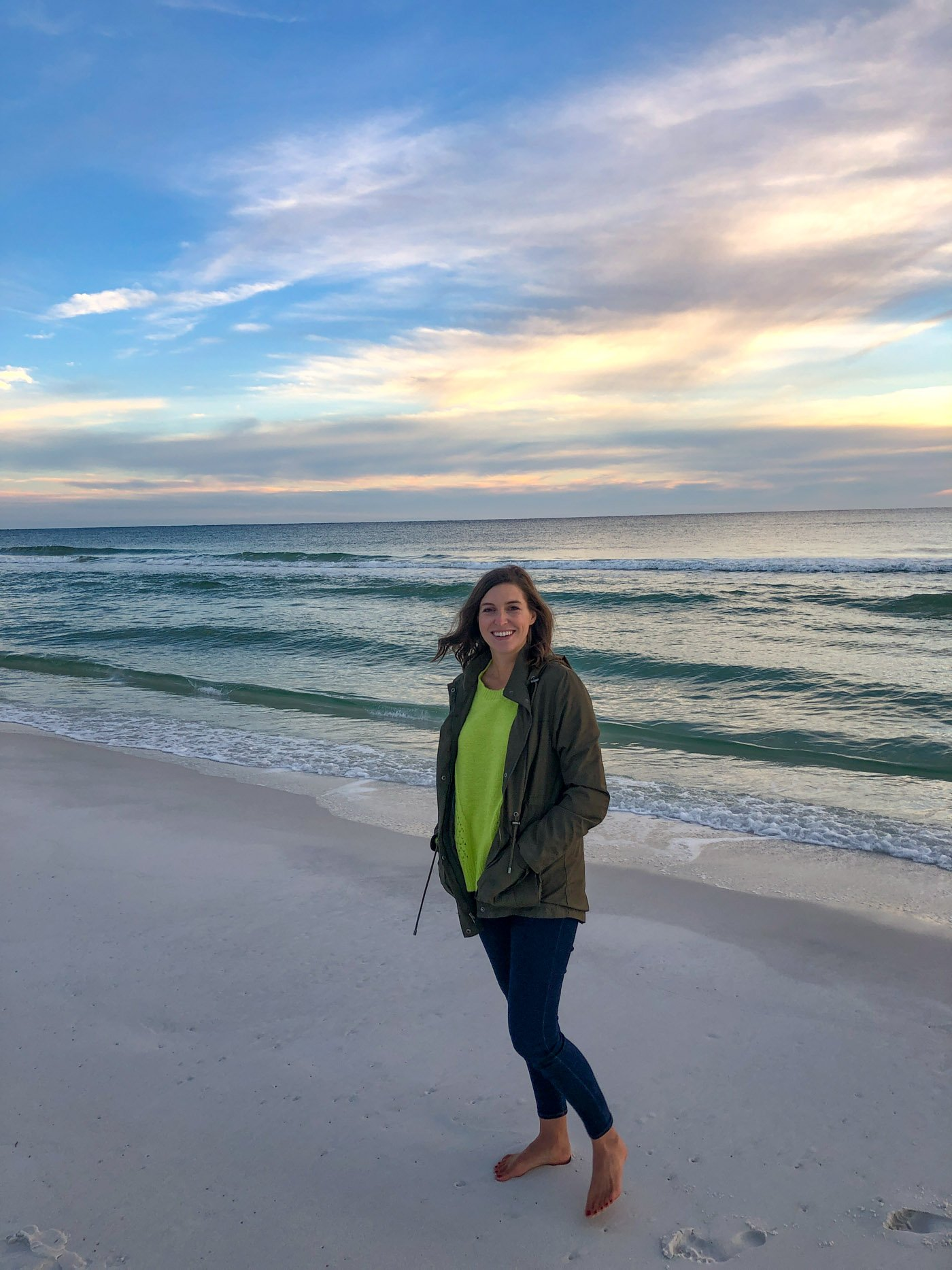 January Beach Trip Recap