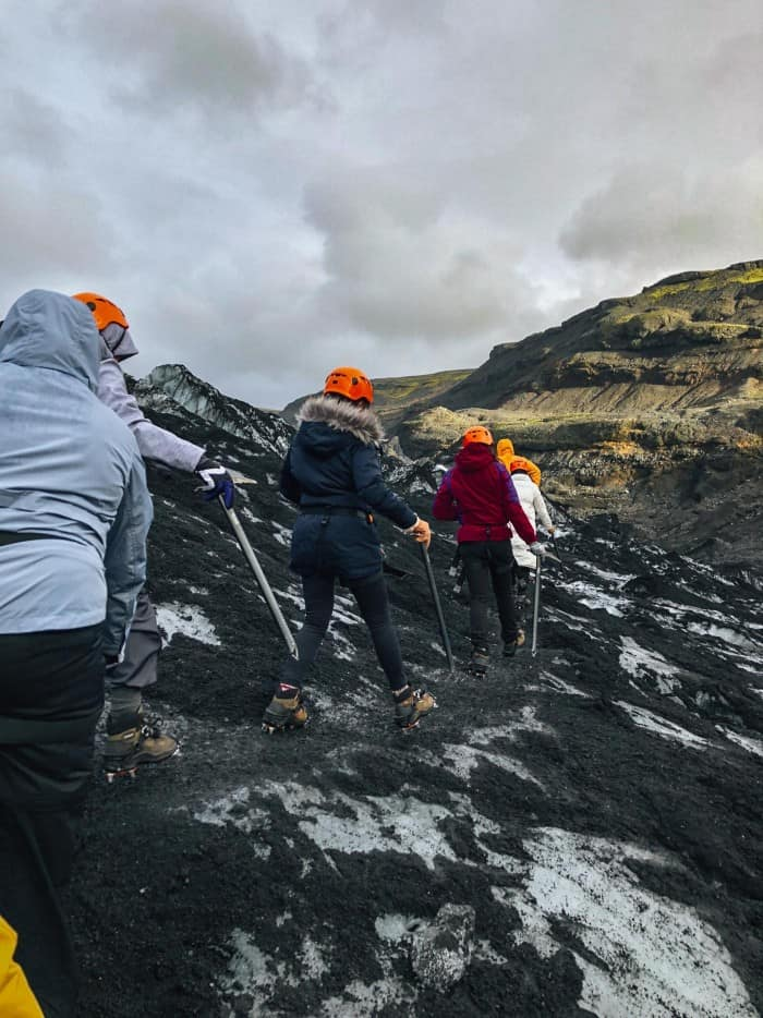 Solheimajokull – Glacier Hike with NiceTravel | Blue Mountain Belle