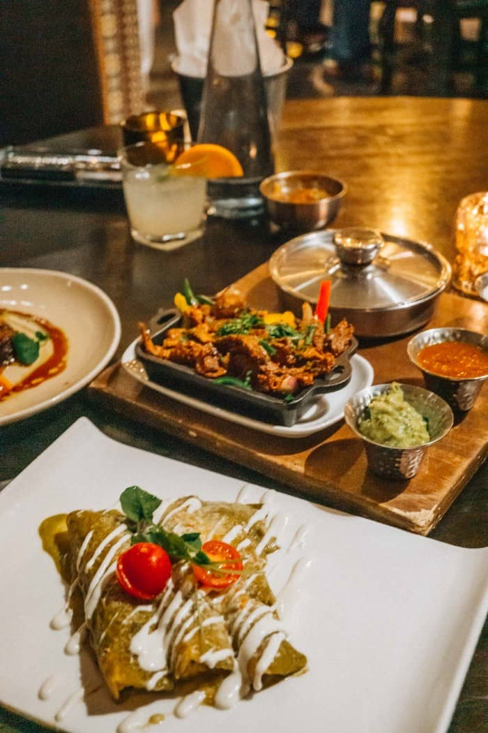 Maya Mordern Mexican Restaurant Westin Beaver Creek
