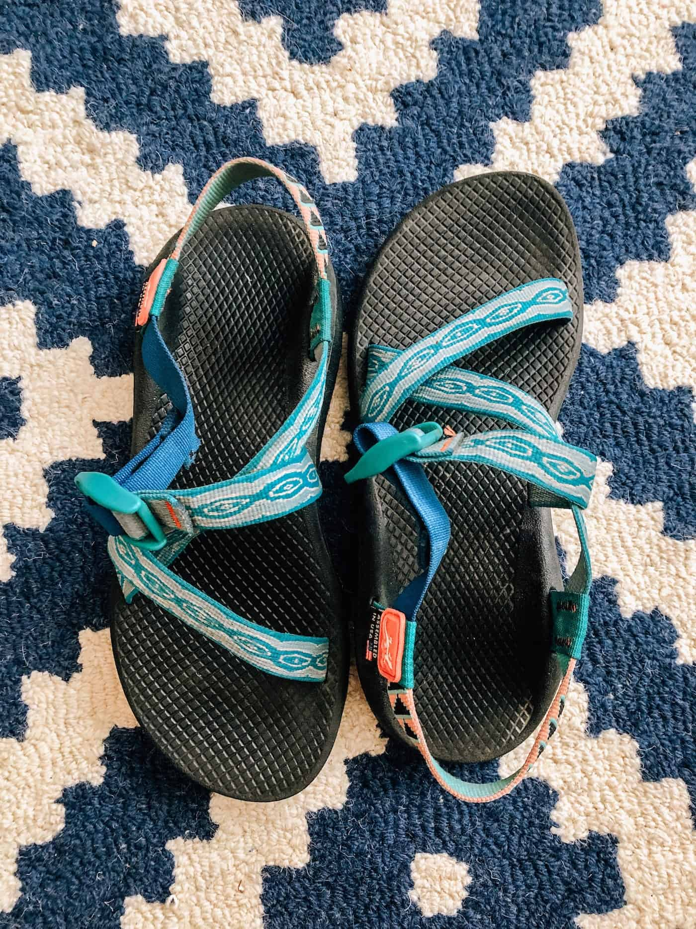 my favorite summer shoes - Chacos