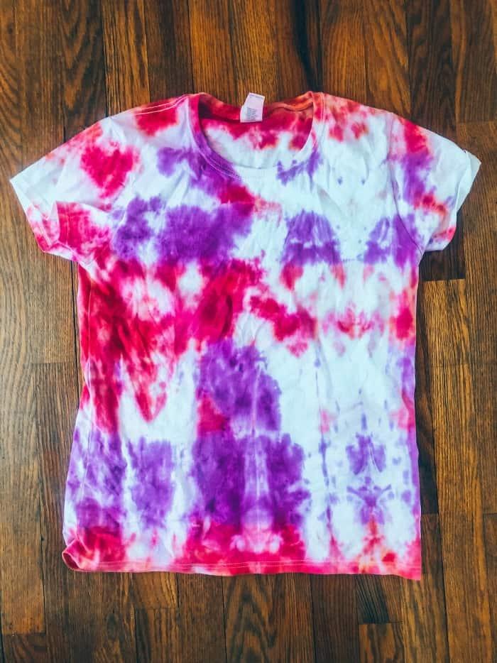 Backyard Tie-Dye