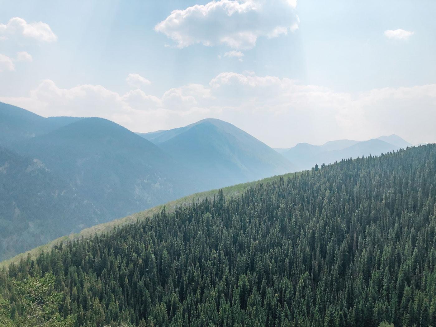 American Lake Trail, Aspen Colorado