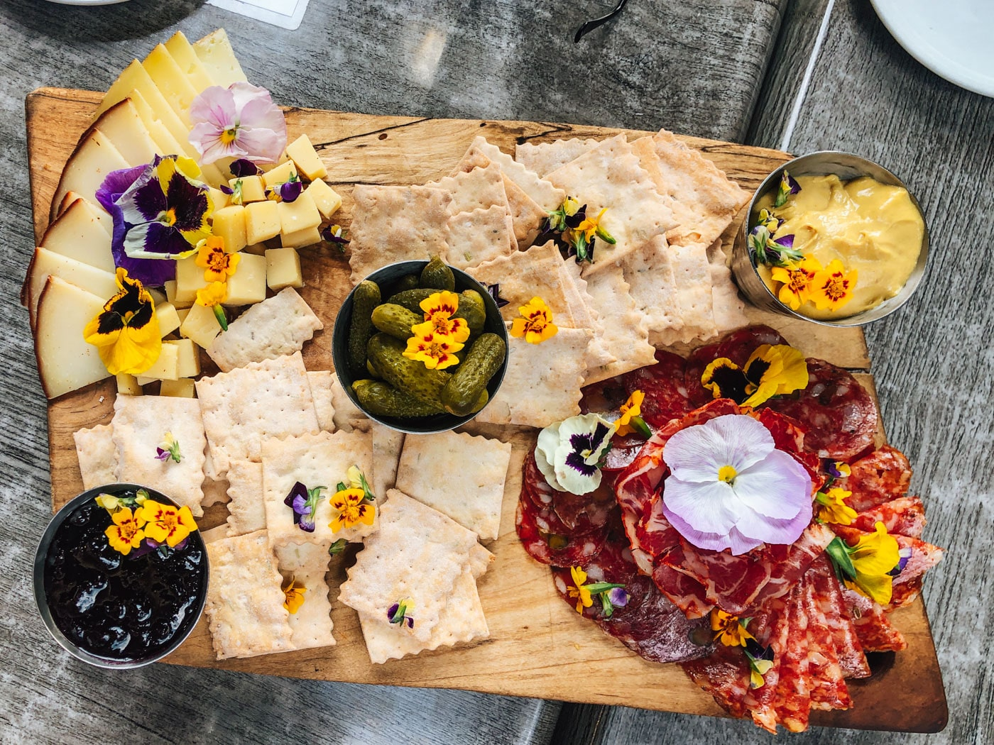 Cheese Plate from Meat & Cheese in Aspen, Co